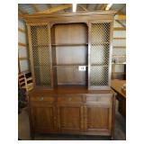 MID CENTURY MODERN KINDEL FURNITURE CHINA HUTCH