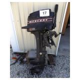 MERCURY 4HP OUTBOARD MOTOR