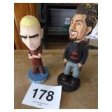 SLIM SHADY & JOEY NSYNC BOBBLE HEADS