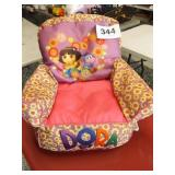 DORA THE EXPLORER BEAN BAG CHAIR