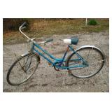 BLUE SCHWINN BICYCLE
