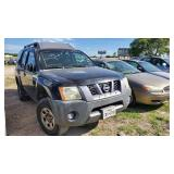07 Niss XTERRA OFF ROAD/S/SE 5N1AN08U17C544749