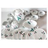 Tea Set Marked Everlasting Bavaria