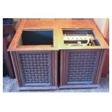 Vintage Magnavox Stereo End Tables
