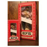 Two Elvis McCormick Decanters in Box