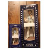 One Small and One Large Elvis McCormick Decanters
