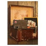 Vintage Kodak Instamatic & Suitcase