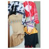 Group of Vintage Ladies Clothes