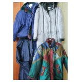 Group of Ladies Coats and Jackets