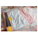 Machine Quilt and Comforter