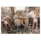 Two Yard Deer
