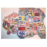 Large Group of Patches