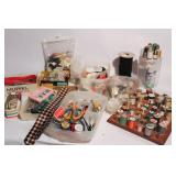 Large Group of Sewing Stuff & Thread