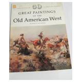 Book of Great Paintings of the American West