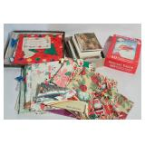 Cute Vintage Christmas Paper and More
