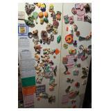 Large Group of Vintage Refrigerator  Magnets