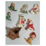 Cute Group of Vintage Figurines