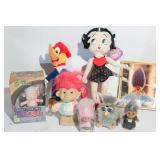 Toys, Trolls and Betty Boop