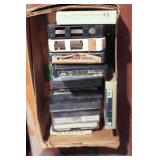 Large Group of 8 Tracts and Cassette Tapes