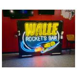 Walle Rockets Sports Bar with Established Clientele at Online Auction