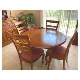 Art, New Dining Room Outfit, Furnishings, Household at Online Trustee Auction