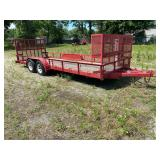 Landscaping Equipment, Tools, Irrigation Supplies at Online Auction