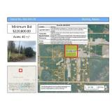 063-043-29 * Sterling * 40. +/- Acres