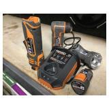 Ridgid Cordless Jobmax Drill Kit-multitool