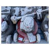 Red Toro 6.5hp Lawn Mower