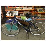 Bicycle, Diamondback Edgewood model, dark blue