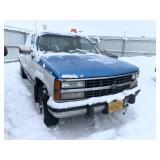 1992 Chevrolet C/K 1500 Series K1500