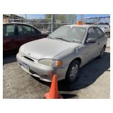 1998 Hyundai Accent L