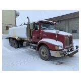 1998 International Water Truck