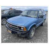 1997 Chevrolet Blazer Base