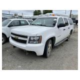 2011 Chevrolet Suburban Fleet 2500