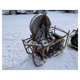 Metweld 0100a Hydraulic Unit