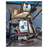 Compactor Ingersoll-rand