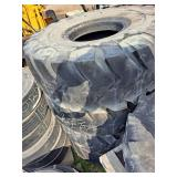 Firestone Loader Tires 26.5-25 Qty 4