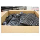 41 Logitech K120 Keyboards, 41 Logitech Mice (923