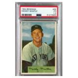 Incredible 2 Day Sports Cards and Memorabilia Auction July 24-25th