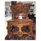 100+ pieces of Beautiful Antique Furniture