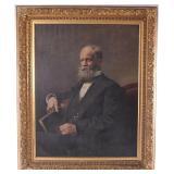 100+ Pieces of Original Antique Oil Paintings Artwork