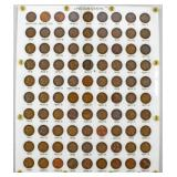 Complete Set of Lincoln Cents Including 1909s VDB