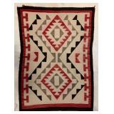 Native American Blacket Rug