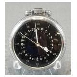 RARE Hamilton 4992B Pocket Watch