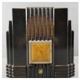 """Vintage Awa Radiola """"The Fisk"""" Bakelite Radio Art Deco"""