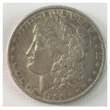 ONLINE ONLY Estate Coin Auction