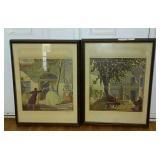Wood Framed Prints
