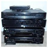 Vcr Players, Amplifier, Stereo