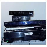 Blu-ray Player, Cd Player,  And More